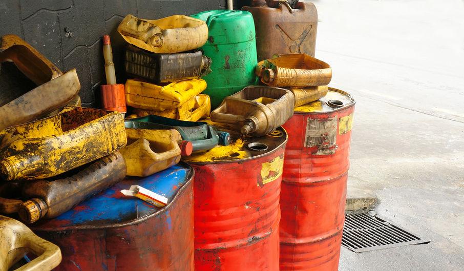 veszélyes hulladék szállítás
